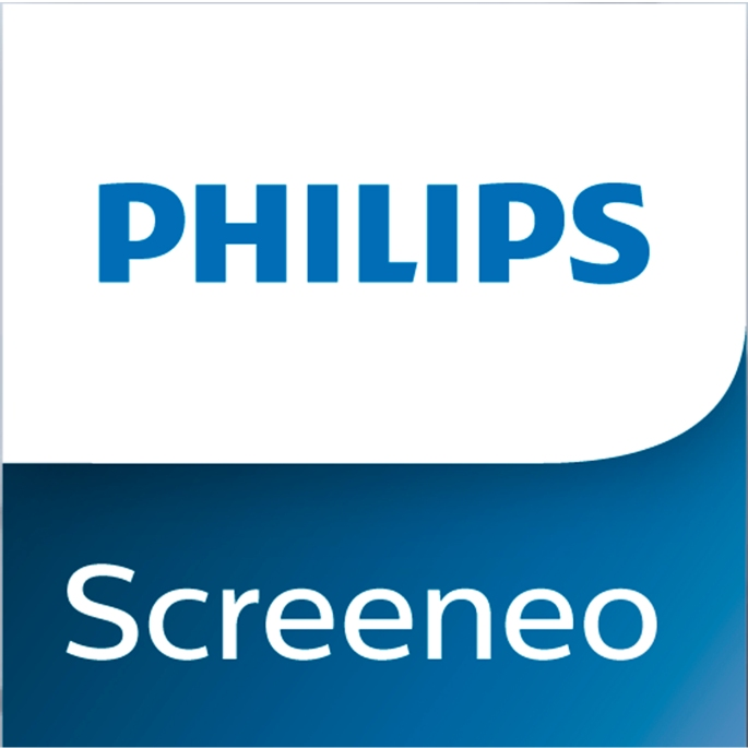 Logo Philips Screeneo