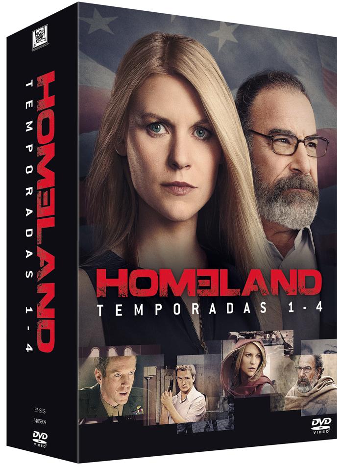 """Lanzamiento Blu-ray – DVD: """"Homeland"""" – Temporada 4 – Los Reyes del ..."""