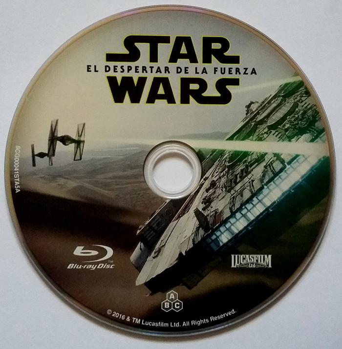 """Star Wars El Despertar De La Fuerza Doblada: Análisis: """"Star Wars: El Despertar De La Fuerza"""" Edición"""