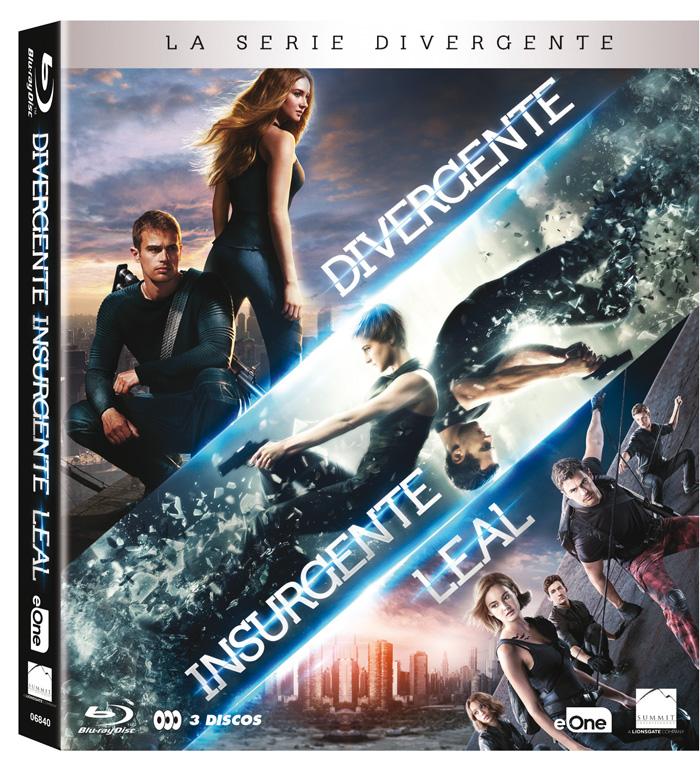 """ca56d5dedd Lanzamiento Blu-ray – DVD: """"La Serie Divergente: Leal"""" – Los Reyes ..."""