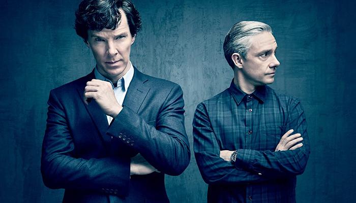 """La cuarta temporada de """"Sherlock"""" podrá verse en España a ..."""