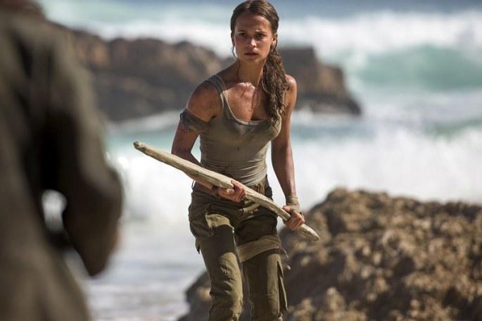 Tomb Raider pelicula 1