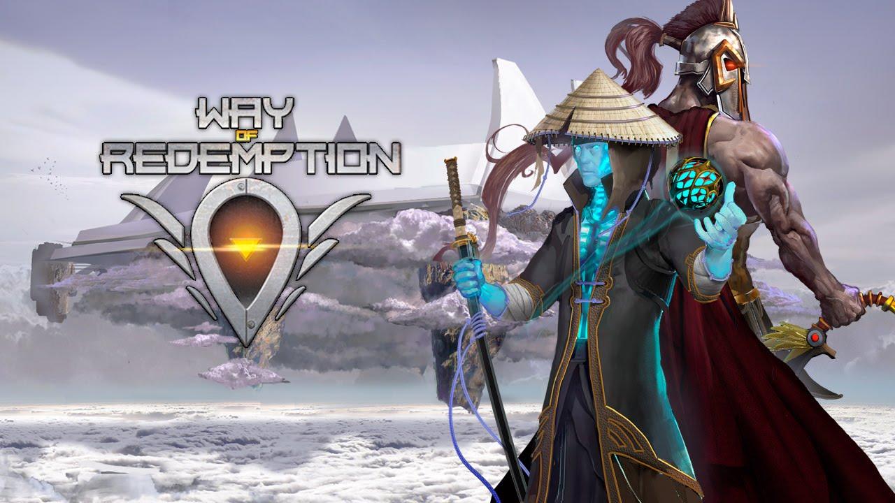 Way of Redemption anuncia fecha de lanzamiento mundial ...