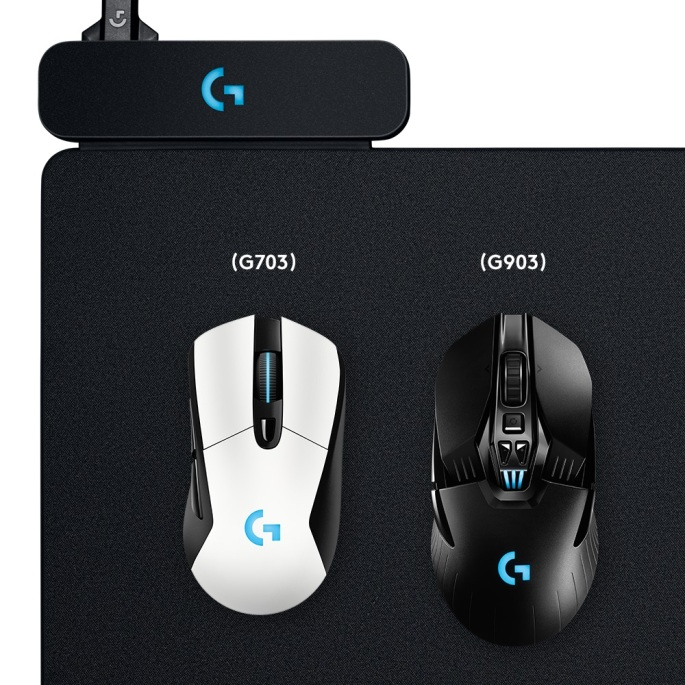 Logitech_PowerplayG903 y G703