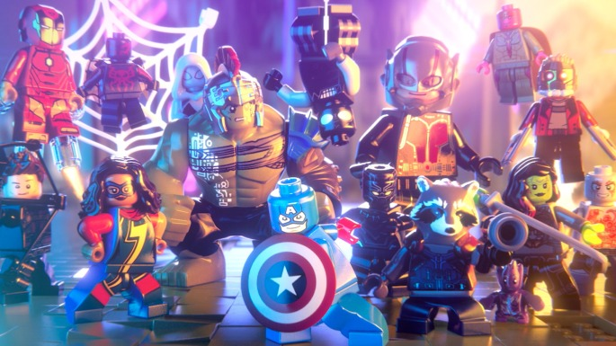 02 LEGO Marvel Super Heroes 2