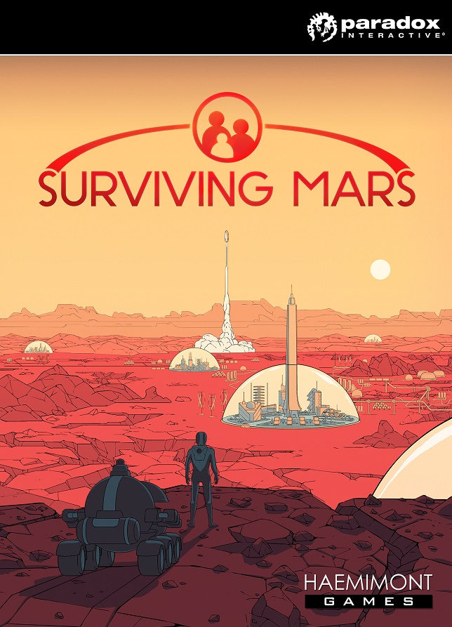 Surviving Mars_carátula