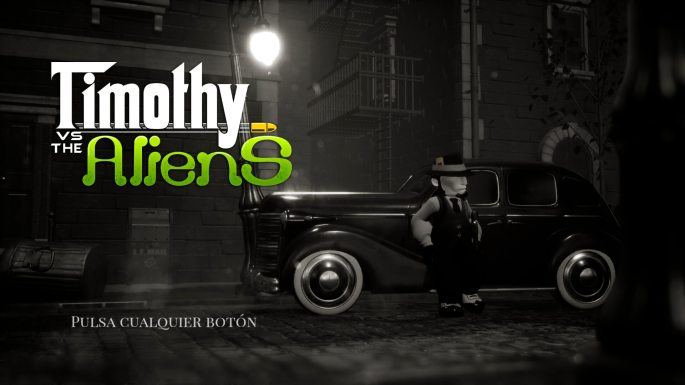 01 Timothy vs the AlienS