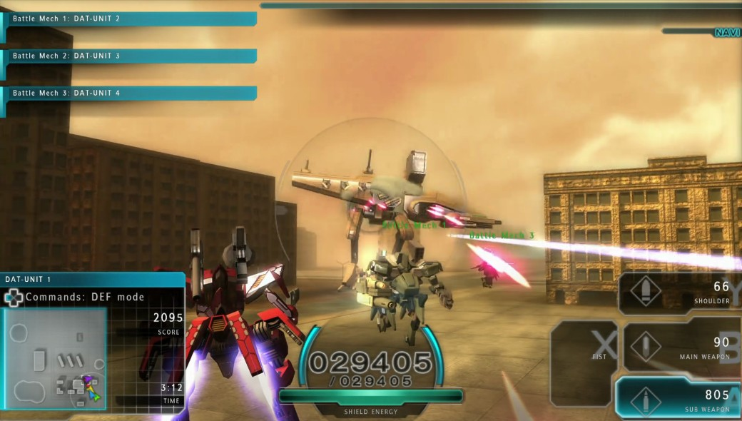 Assault Gunners 02