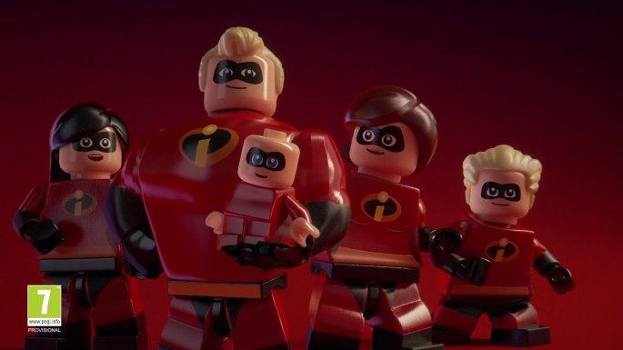 LEGO Los increibles 01