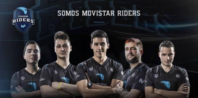 Movistar Riders 03