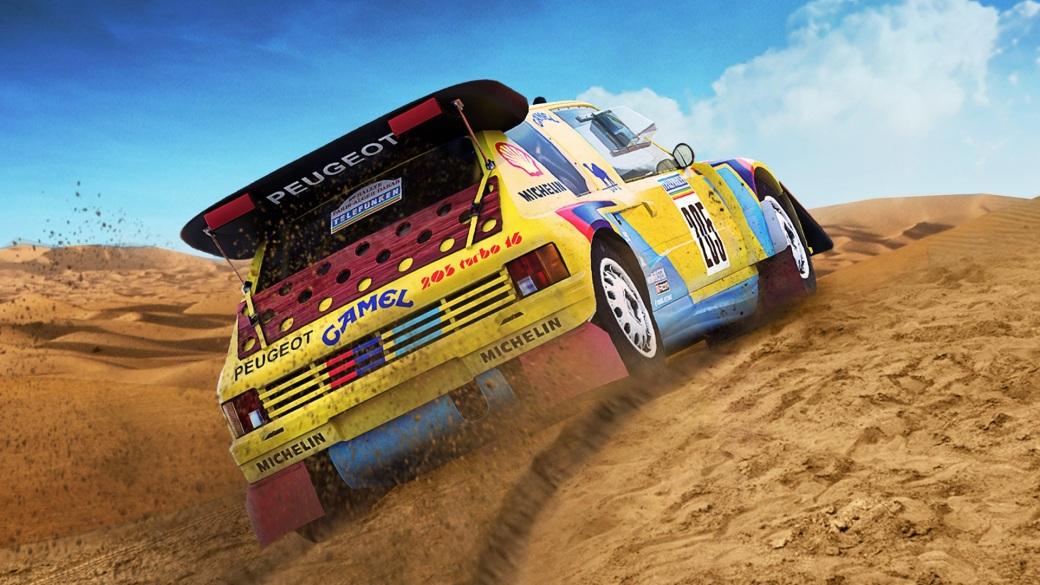 Dakar 18 01