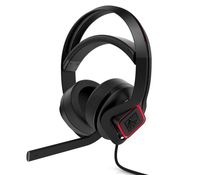 OMEN by HP Mindframe Headset Front Left Closeup