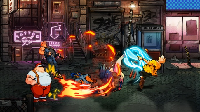 Streets of Rage 4 01