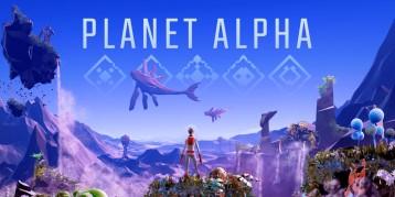 Planet Alpha Portada