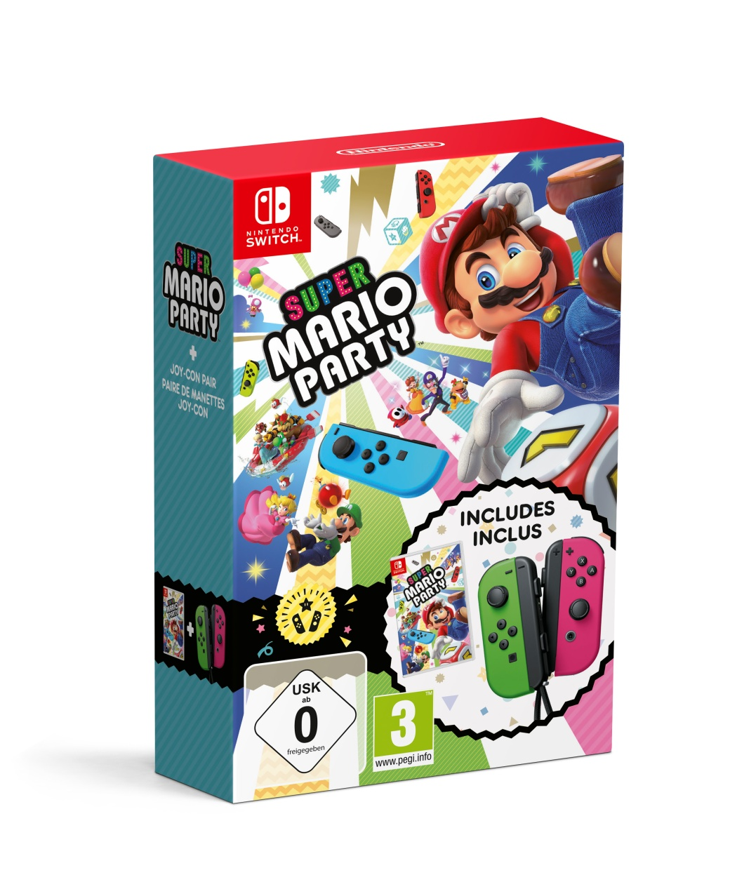 marioparty pack