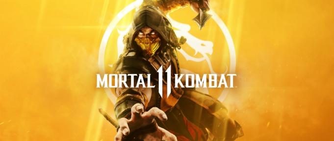 Mortal Kombat 11 Portada