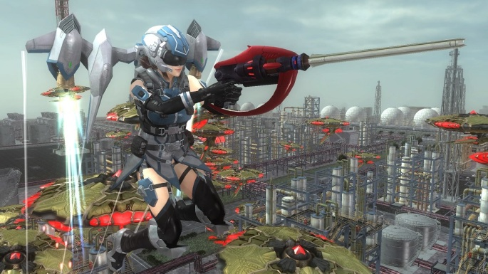 Earth Defense Force 5 05