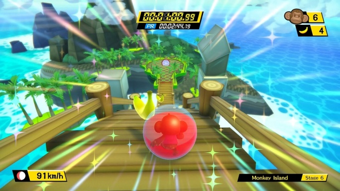 Super Monkey Ball Banana Blitz HD 01