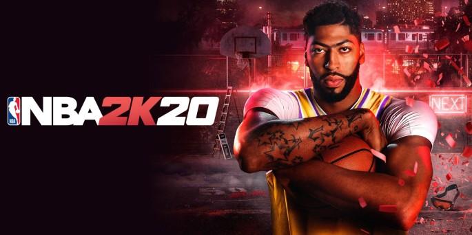 NBA 2K Portada