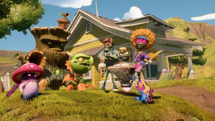 Plants vs. Zombies La Batalla de Neighborville 01