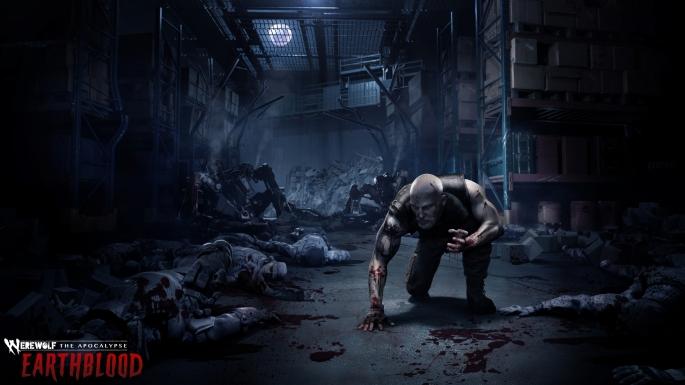 Werewolf The Apocalypse - Earthblood 01
