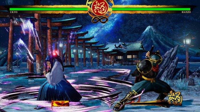 Samurai Shodown 01
