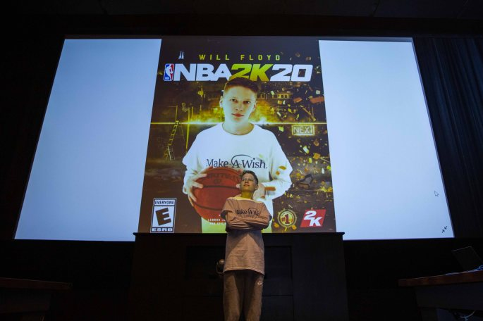 Make-A-Wish and NBA 2K - William Cover Athlete.jpg