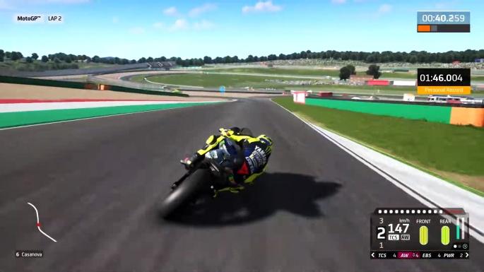 Moto GP 20 dos