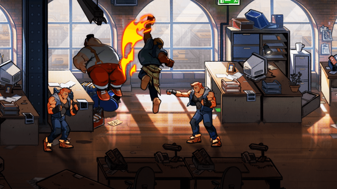 Streets of Rage 4 02