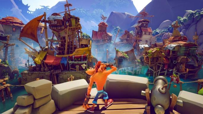 Crash Bandicoot 4 It´s About Time 02