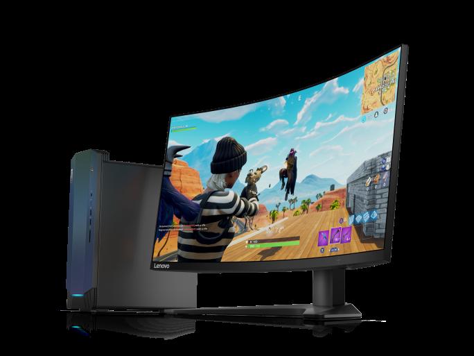 Lenovo IdeaCentre Gaming 5_AMD_home battle station