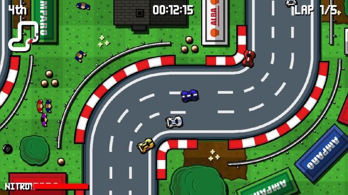 Micro Pico Racers 01