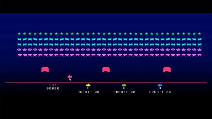 Space Invaders Forever 04